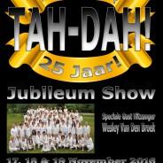 Jubileumshow Tah-Dah!