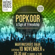 10 November – Martinushuus Baak
