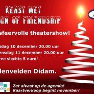 10 & 11 December Kerstshow Meulenvelden Didam